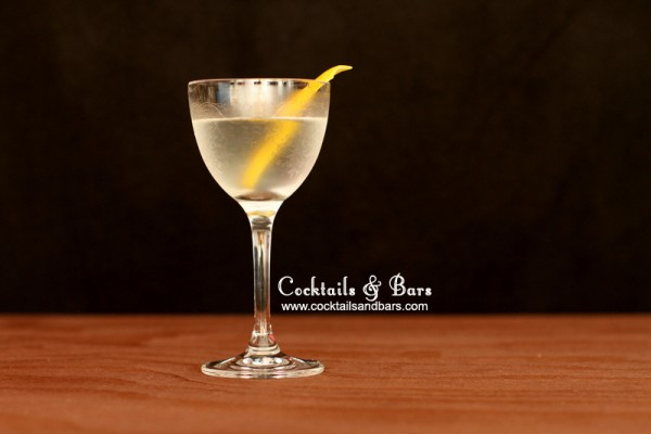 How to Order a Martini