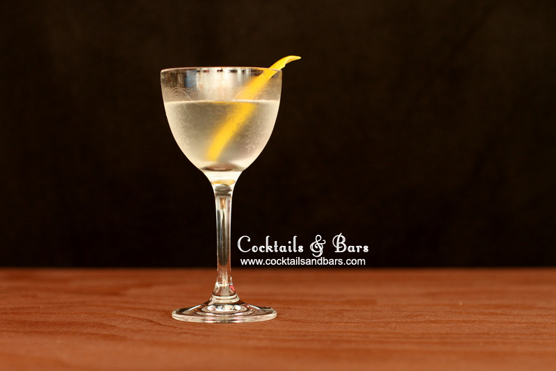 How to Make the Perfect Martini - Cocktails & Bars