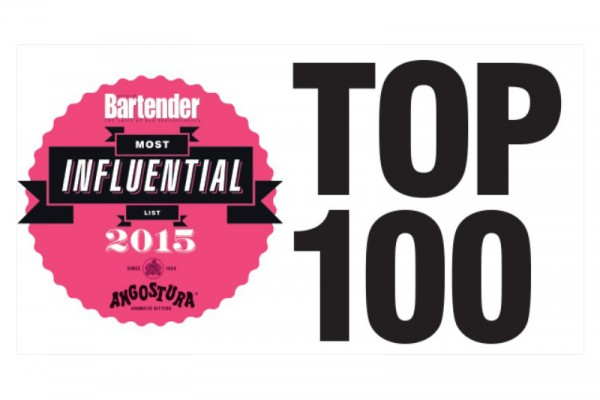 Bartender Magazine Most Influential List Top 100