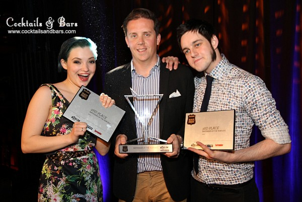 Australian Bar Awards & Bartender of the Year 2015