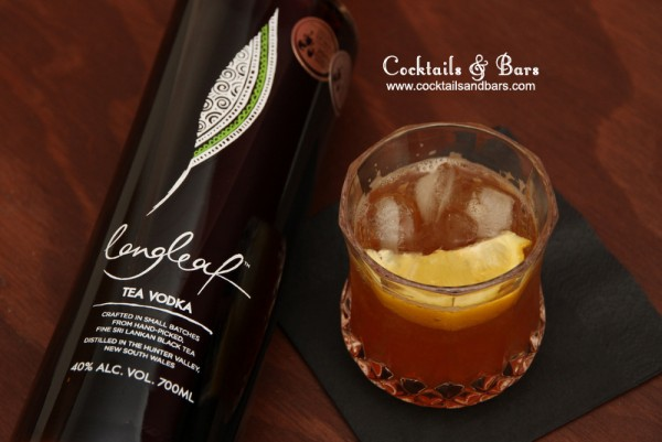 LongLeaf Tea Vodka