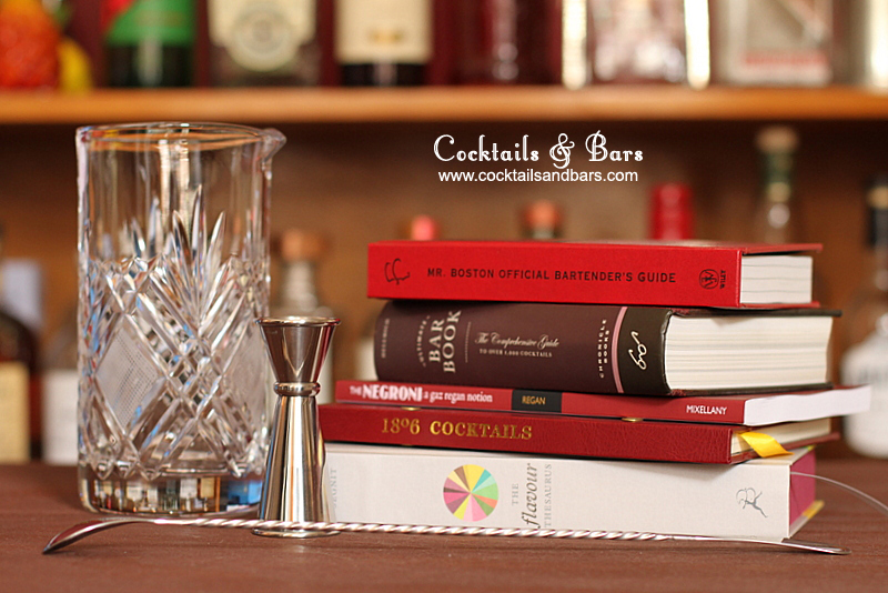 What are the best bartending books? - Quora