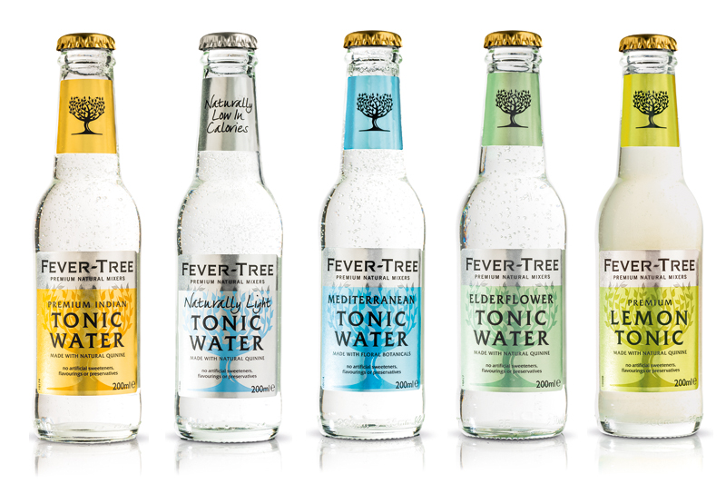 5 things you need to know about fever tree tonic water for Best mixers for gin