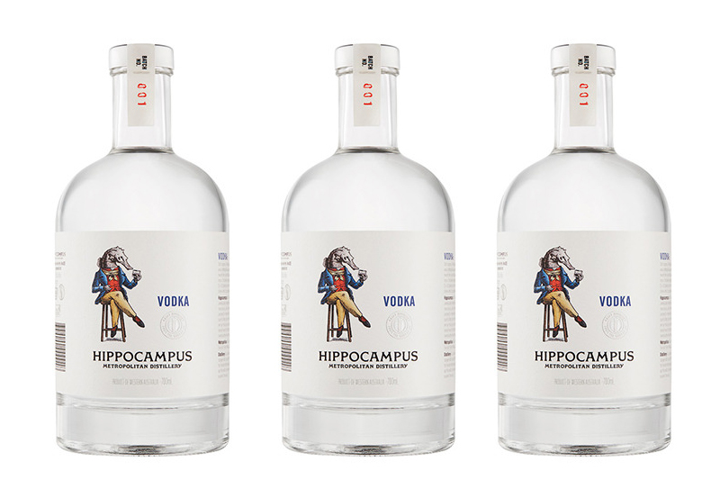 Hippocampus Vodka