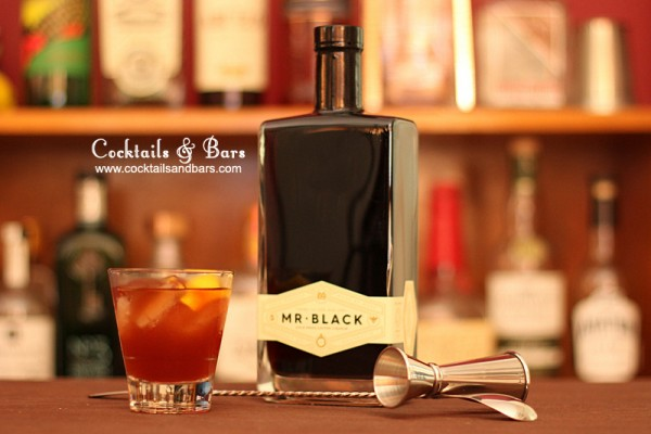 Mr Black Coffee Liqueur Cocktails