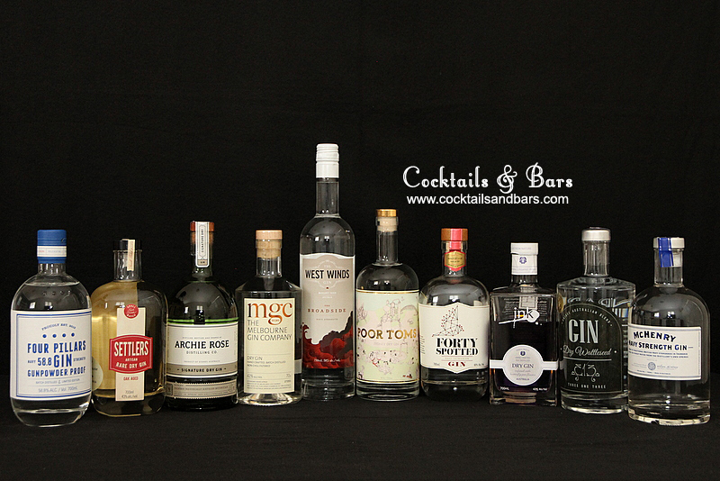 top 10 australian gin you should be drinking now cocktails bars. Black Bedroom Furniture Sets. Home Design Ideas