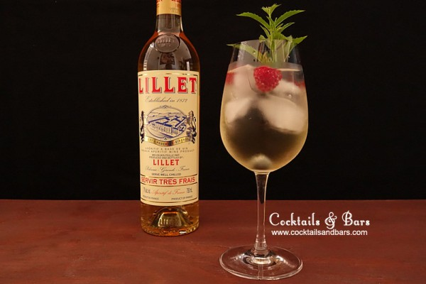 Lillet Vive Cocktail Recipe