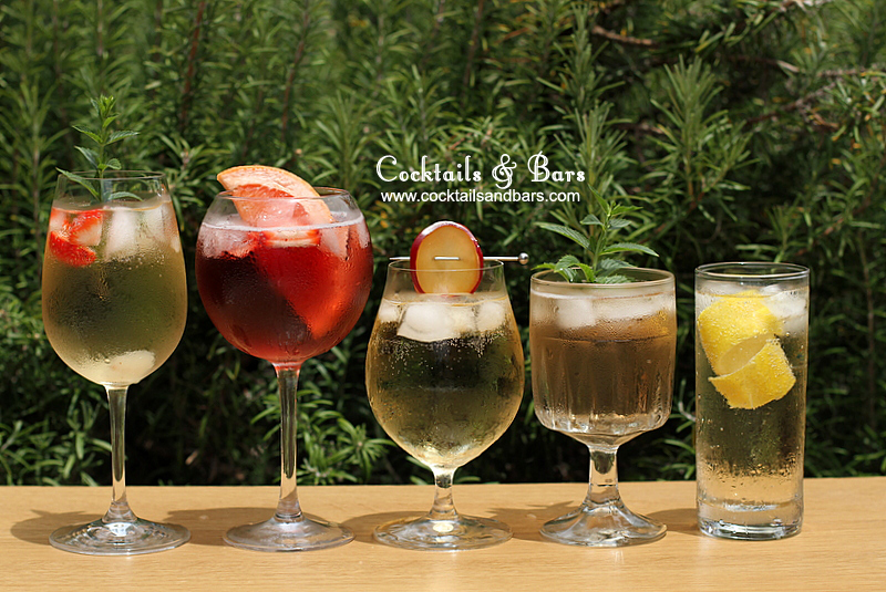 Summer Spritzer Recipes