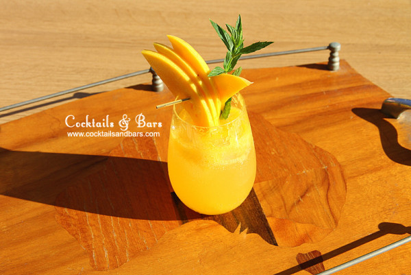 Australia Day Cocktails: Sails in the Sunset