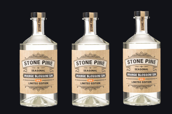 Stone Pine Seasonal Orange Blossom Gin