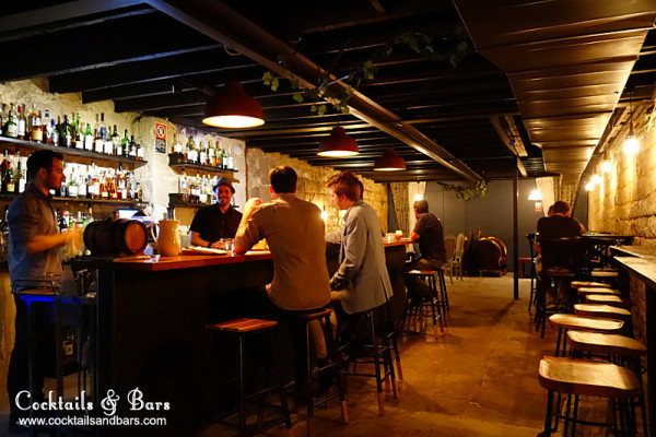 Burrow Bar Sydney