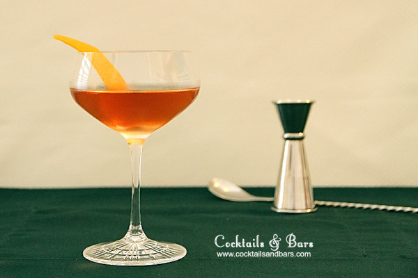 Rory O'More Cocktail Recipe