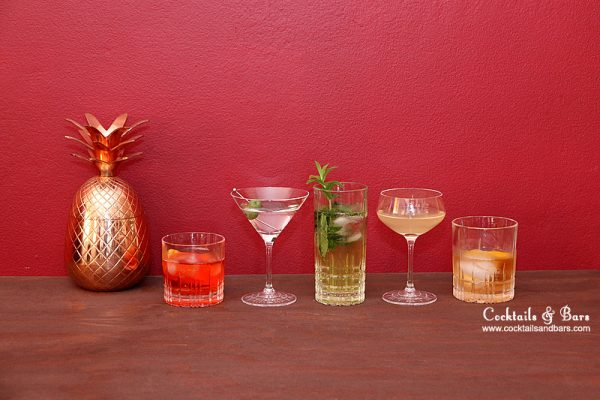 Essential Glassware for a Home Bar