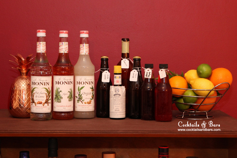 Essential Mixers Modifiers for a Home Bar