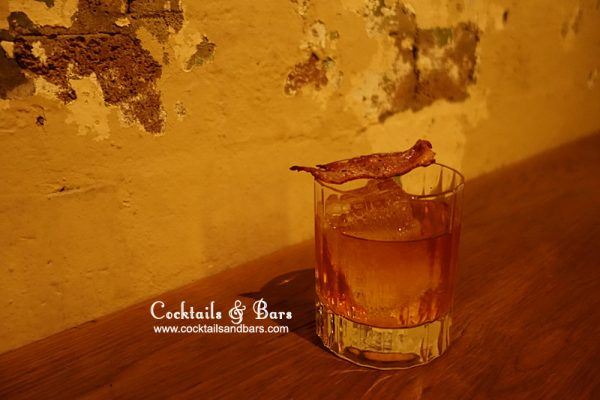 Old Fashioned in Rye No 3