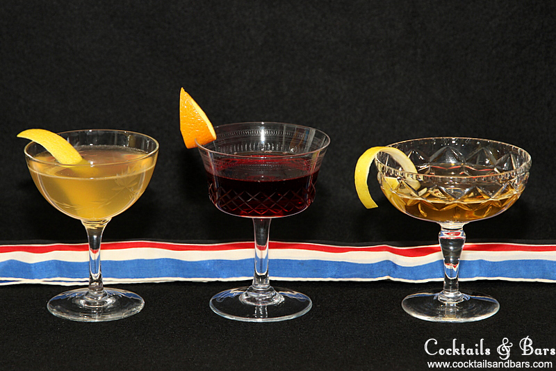 Bastille Day Cocktails