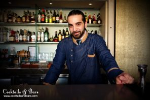 Cocktail Trends with Luca Cinalli of Oriole Bar