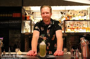 Restaurant Cocktail Lists: Long Chim Sydney with James Connolly