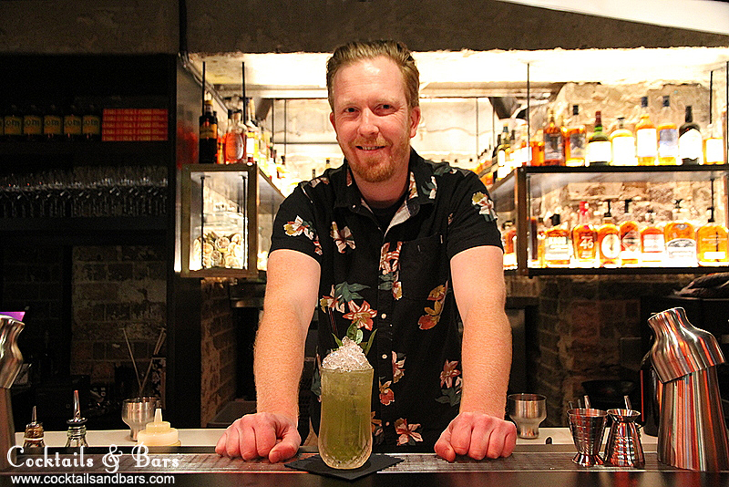 Restaurant Cocktail Lists Long Chim Sydney