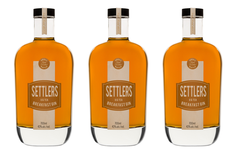 Settlers G & Tea Breakfast Gin