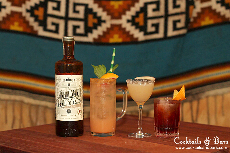 Ancho Reyes Cocktails