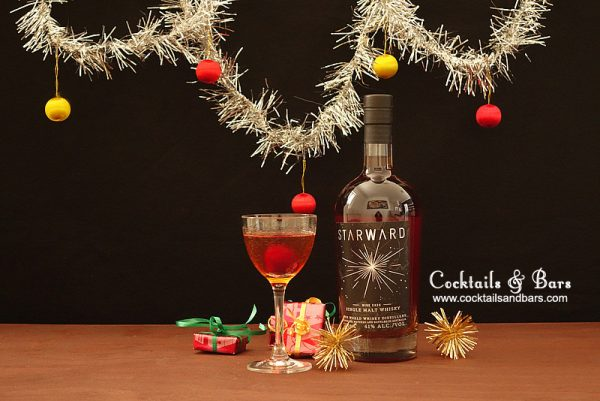 Australian Christmas Cocktails: Bob Roy