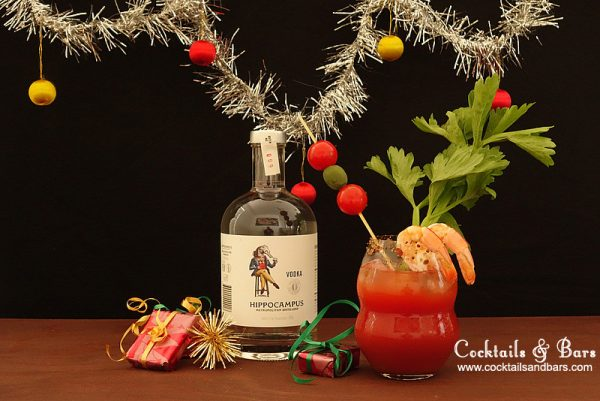Australian Christmas Cocktails: Hippo Bloody Mary