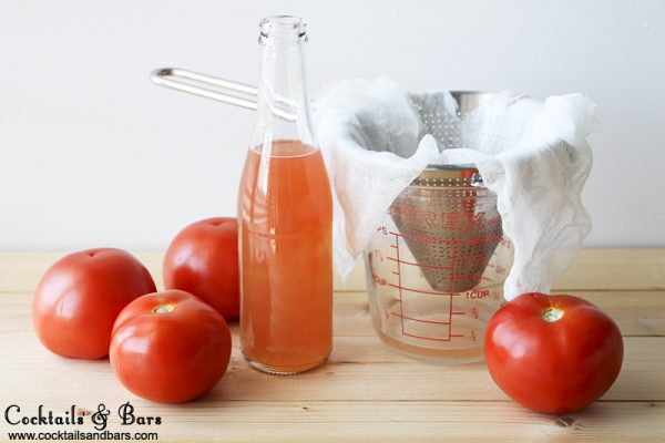 How to Make Tomato Water