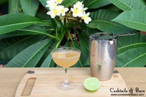 Dark Rum Daiquiri Recipe