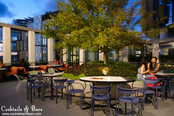 Untied Rooftop Bar
