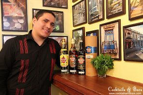 Rubislandy Aguilar Reyes, Havana Club International Ambassador