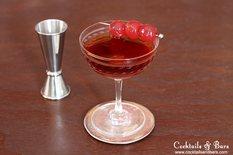 De La Louisiane Cocktail