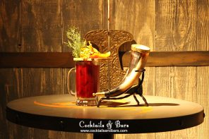 Mjolner: How to Create a Viking-Themed Cocktail List