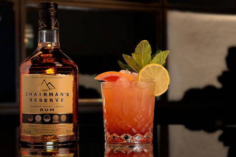 Chairman's Reserve Mai Tai Competition