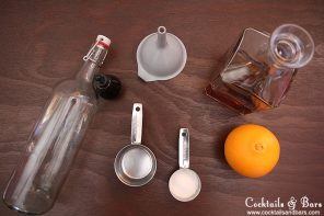 How to Batch Old Fashioned Cocktail for a Crowd
