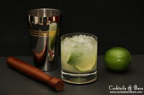 How to Make the Perfect Caipirinha