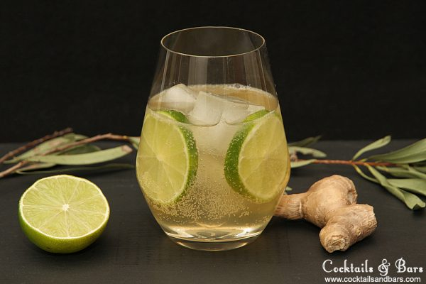 Chilcano Cocktail Recipe