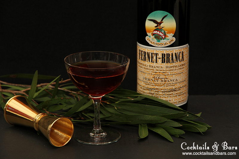 The Bitter Smoke Cocktail