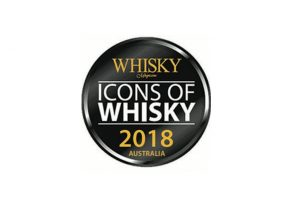 The Winners of Icons of Whisky Australia 2018
