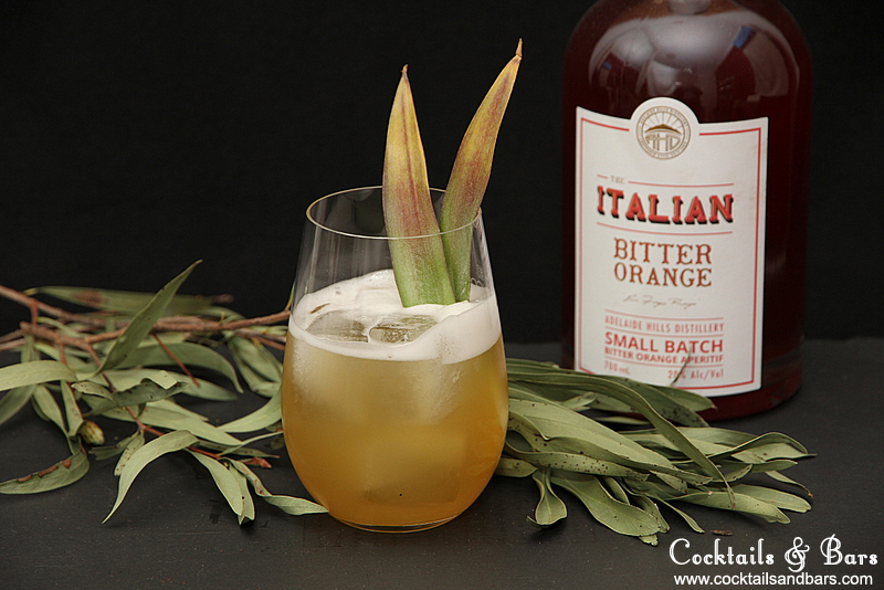Outback Galah Cocktail