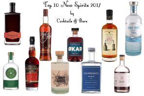 Top 10 New Spirits 2017
