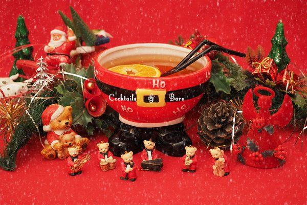 Spiced Christmas Punch