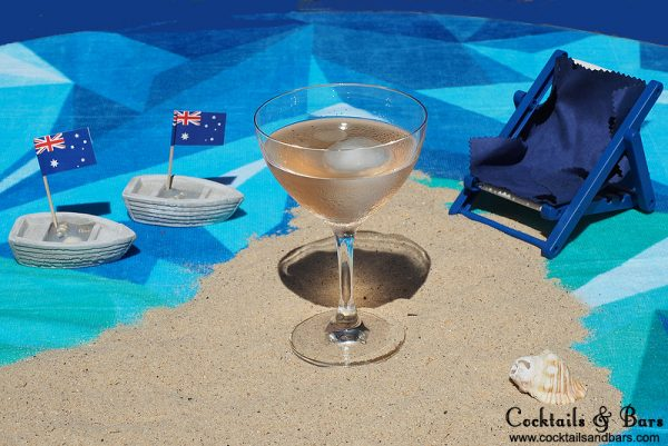 Australia Day Cocktails: Girt by Sea