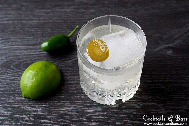 How to make tequila kombucha cocktail cocktails bars for Cocktails made with tequila