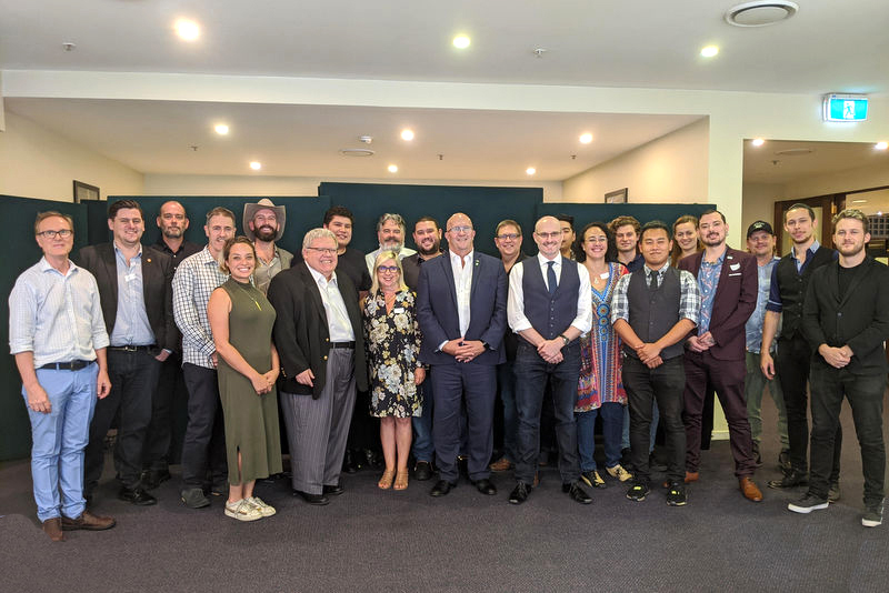 The Australian International Spirits Competition (AUISC) Launches in Australia