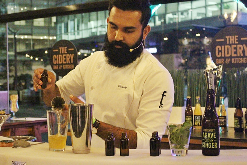 Entries are Now Open for the Sydney Cider Cocktail Competition 2020