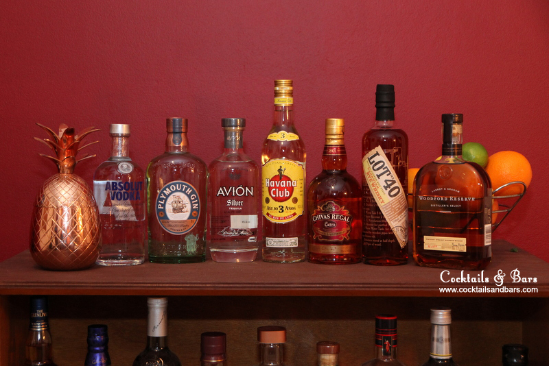 Essential Spirits For A Home Bar